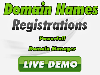 Reasonably priced domain name services